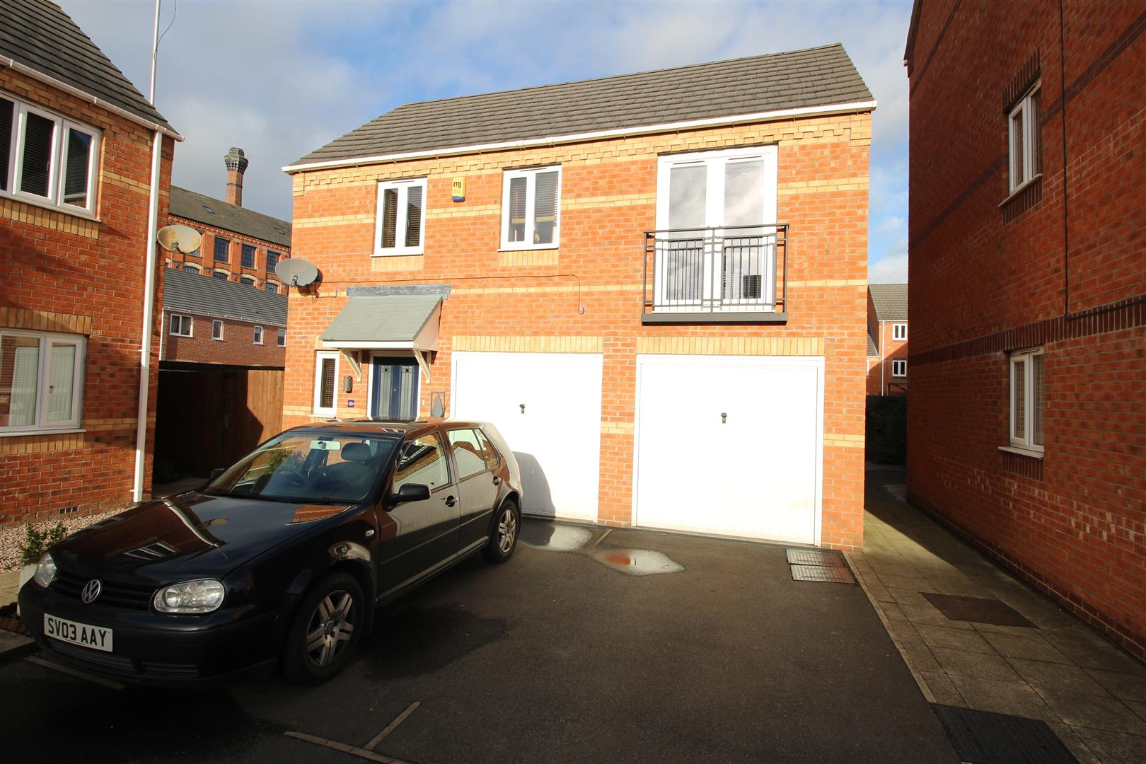 1 Bedroom Detached House for sale in Bramble Court, Sandiacre, Nottingham